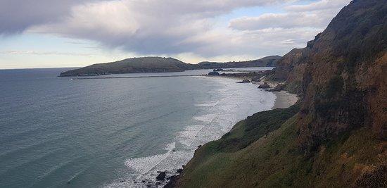 Otago Region, Neuseeland: Heyward Point Track