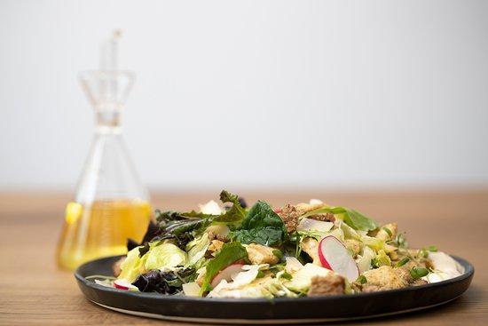 Weelde, Belgium: Caesar Salade