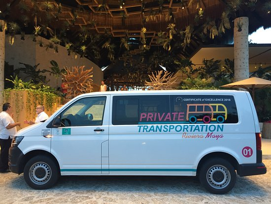 Private Transportation Riviera Maya