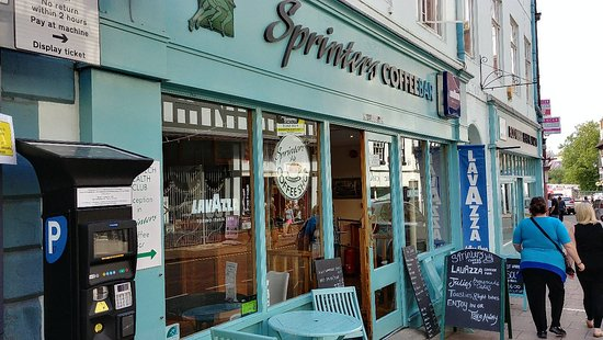 Sprinters Coffee Shop
