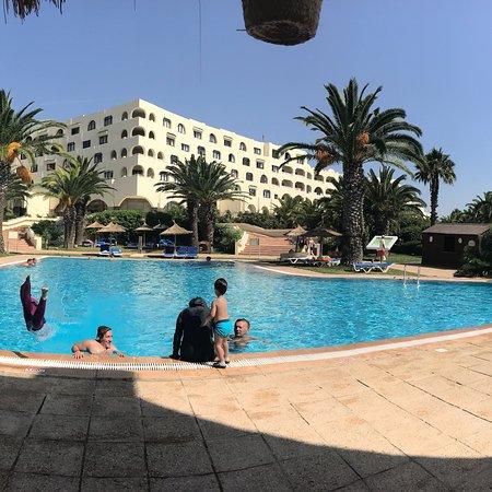 Tout simplement le meilleur hôtel en Tunisie