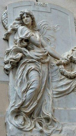 Zuccarello, Italie : Posto tranquillo di grande fascino