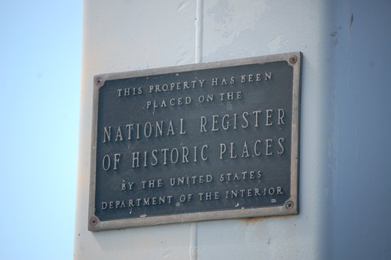 Merrimac, WI: National Register of Historic Places Plaque