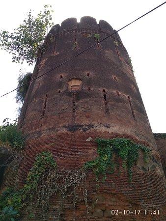 Fort of Raipur Rani