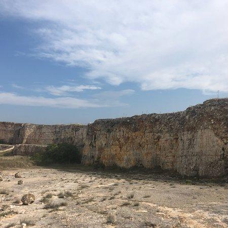Cava dei Dinosauri - Cava Pontrelli