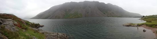 Wasdale Head, UK: Wastwater lake