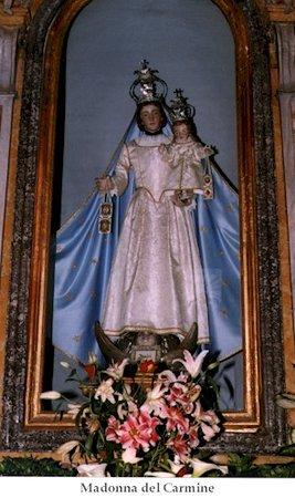 Luino, إيطاليا: Madonna del Carmine