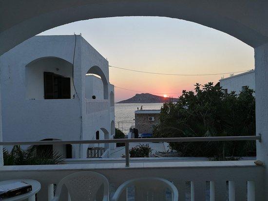 Myrties, Yunani: downstairs room
