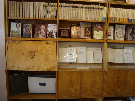 Pracownia - Muzeum Jozefa Ignacego Kraszewskiego