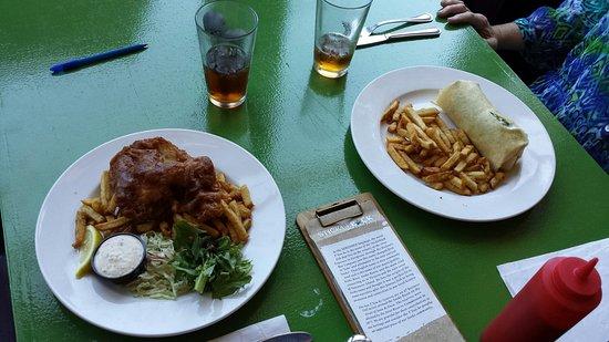 Stickleback West Coast Eatery-billede