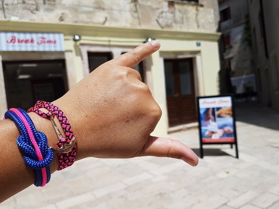 Porec, Croatia: Best souvenirs from Croatia - Handmade jewellery - Nautical bracelets - Waterproof bracelet