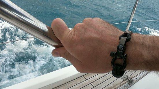 Boat bracelets. Sailing gifts. Yacht
