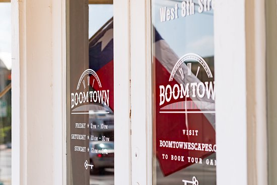 Boomtown Escape Games