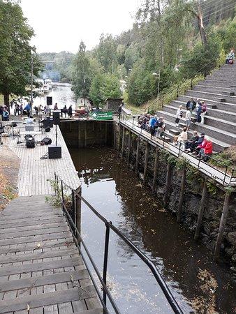 Orje, Norwegen: קונצרט על התעלה
