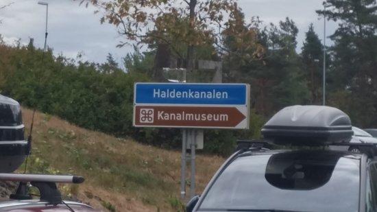Orje, Norwegen: שילוט