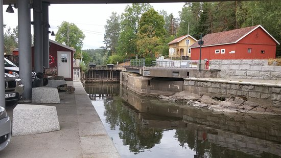 Orje, Norwegen: התעלה