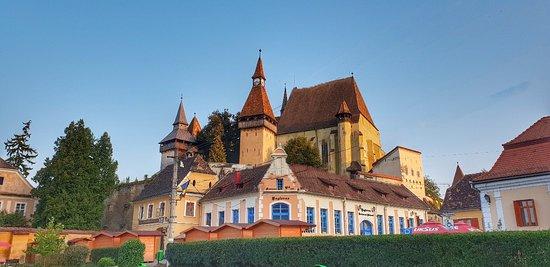Biertan, Rumunia: Pensiunea Thomas