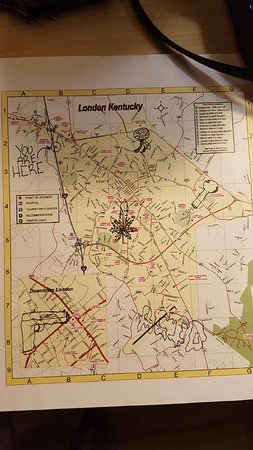 RED ROOF INN LONDON I-75 $59 ($̶6̶7̶) - Updated 2018 Prices & Hotel Red Roof Location Map on red roof reservations, red lion location map, red roof phone, red roof restaurant,