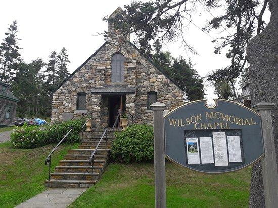 The Wilson Memorial Chapel