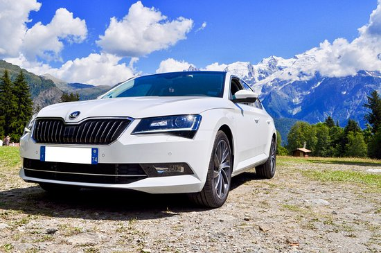 RFC Voyages: Skoda Superb
