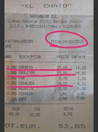 Barraco, إسبانيا: IMG_20180901_195753_large.jpg