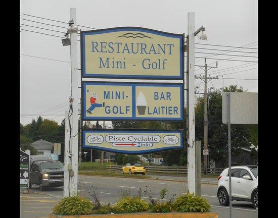 Prevost, Canadá: Restaurant MiniPut