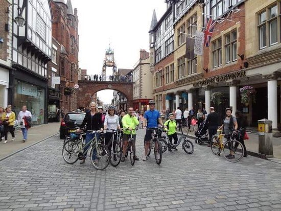 ‪Chester Cycle Tours‬