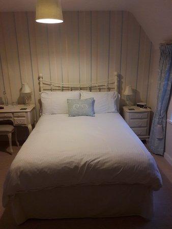 Fairlight, UK: Bluebell room