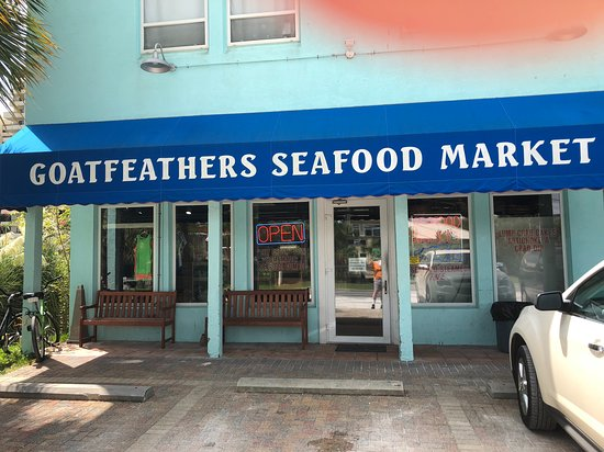 Review Of Goatfeathers Seafood Market