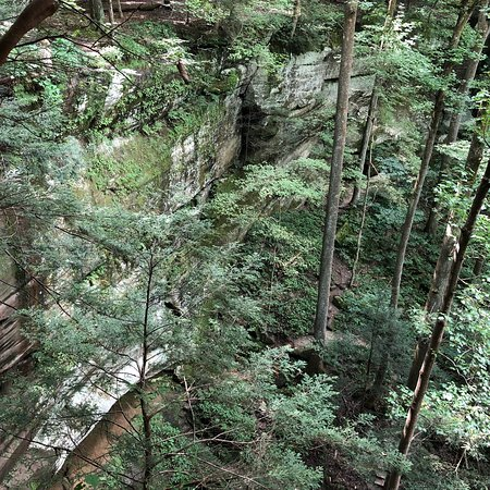 Cantwell Cliffs-billede