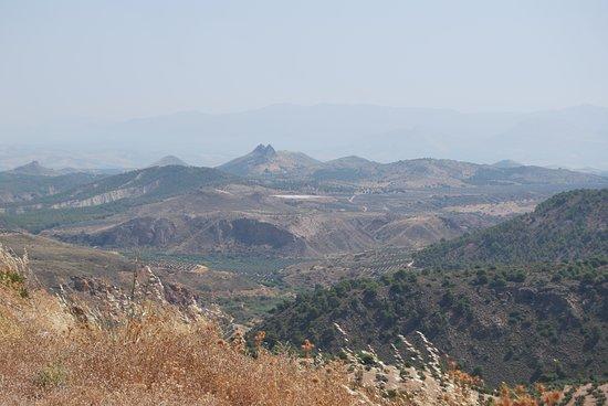 Albanchez de Magina, Spain: Great views