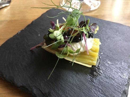 Fretheim Hotel Restaurant: Appetizer 前菜