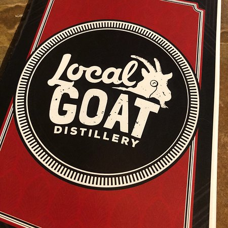 Local Goat  Distillery: Awesome spot! Go check it out