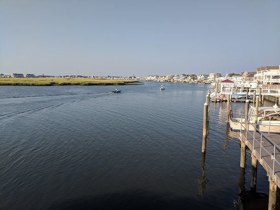Wildwood Crest, NJ: View from Dock