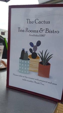写真The Cactus Tea Rooms & Bistro枚