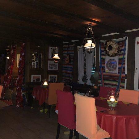 Lyss, Switzerland: Mexikanisches Restaurant Jägerstübli