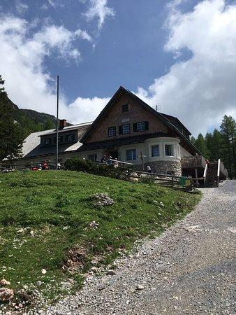 Feistritz im Rosental, Österreich: Klagenfurterhütte
