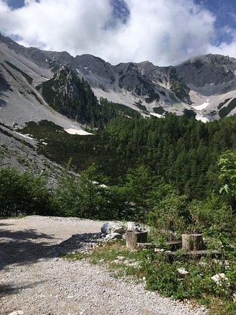 Feistritz im Rosental, Österreich: Auf dem Weg zur Klagenfurterhütte