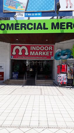 Servigroup Nereo: Benidorm famous indoor market