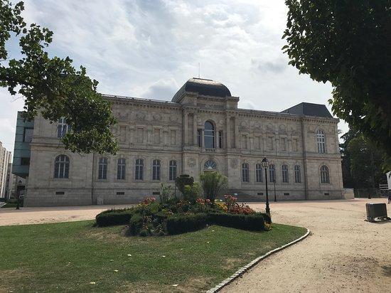 Le Puy-en-Velay, France : Vue le Crozatier