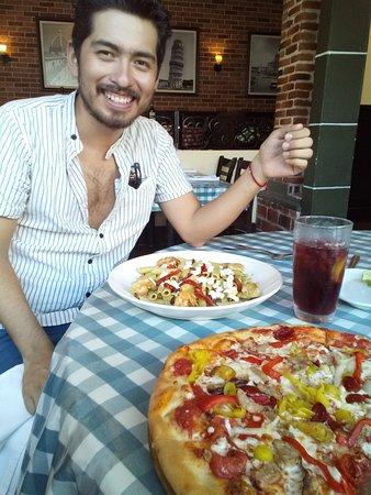 Italiannis: Excelente comida y servicio de primera