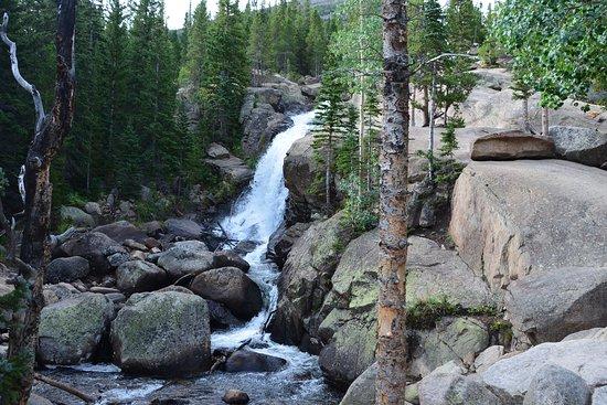 Alberta Falls: The real one