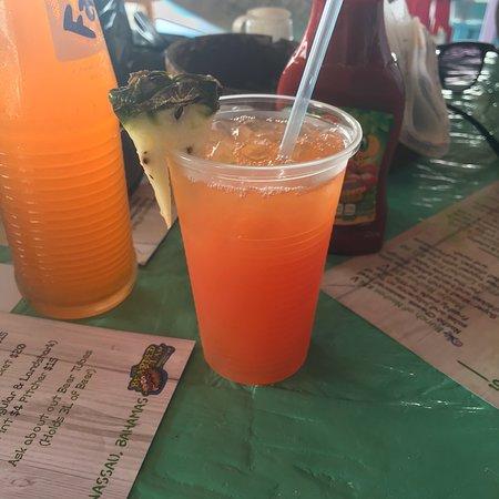Wet Lizard: Rum Punch