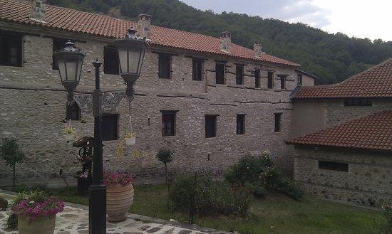 Kleisoura, اليونان: Παναγία Κλεισούρας