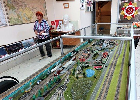 History Museum of Moskovsko-Yaroslavsko-Arkhangelskoi Railway