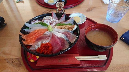 Taiki Seafood Bowl Tottori照片