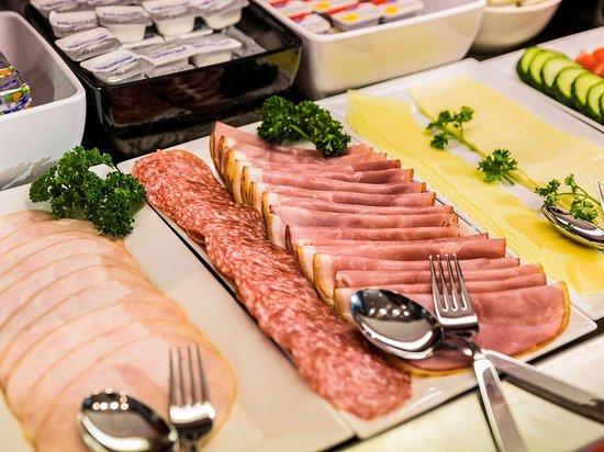 Neuenhof, Schweiz: Restaurant