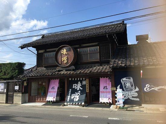 Kakuriki Miso Brewery