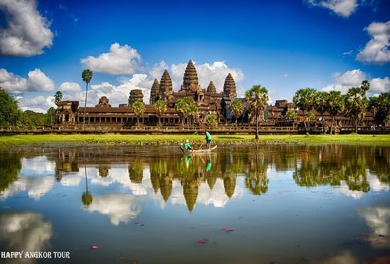 Happy Angkor Tour