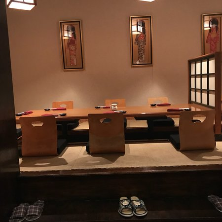 Jinbeh Japanese Restaurant – fénykép